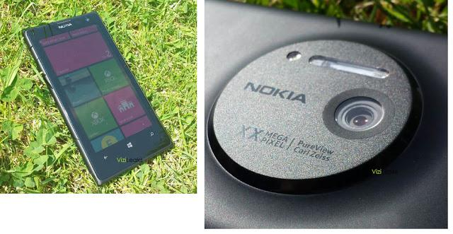 Leaked images of Nokia EOS still surfing
