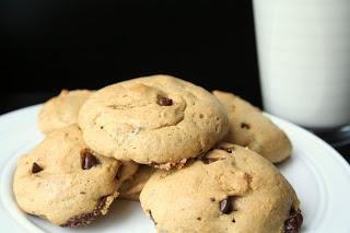 Chocolate Chip Cookies (Dairy, Gluten/Grain, Nut and Refined Sugar Free)