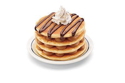 Holy Banana Grahams! IHOP Launches Jelly Donut, Tiramisu and Banana Graham Nut Pancakes for 55th Anniversary