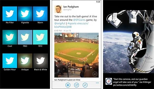 Official Twitter app gets new updated features