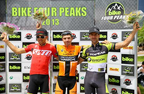 BIKE Four Peaks #3: Jochen Kaess tops solo ride with stage win on third day