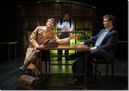Review: The Internationalist (Steppenwolf Theatre Next Up)