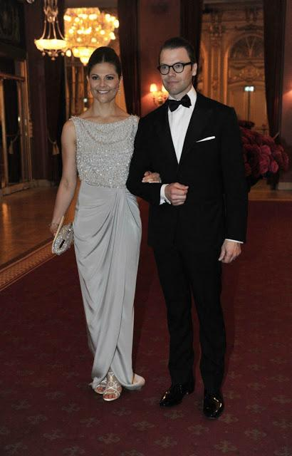 The Royal Thumbs Up: The Best and Worst From Princess Madeleine's Pre-Wedding Dinner