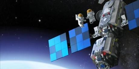 NASA Teams Up With… LEGO For Space Design Competition