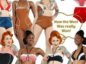 Vintage Inspired Western Swimwear West Really Won!