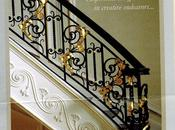 Blog Reader's Wrought Iron Staircase Dream Come True