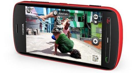 Nokia Lumia 808 Pure View
