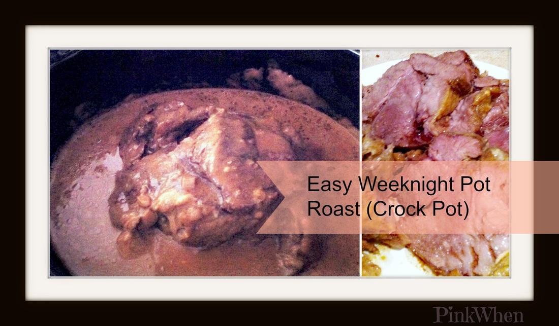 The Best Pot Roast Recipe EVER (Crock Pot) - Paperblog