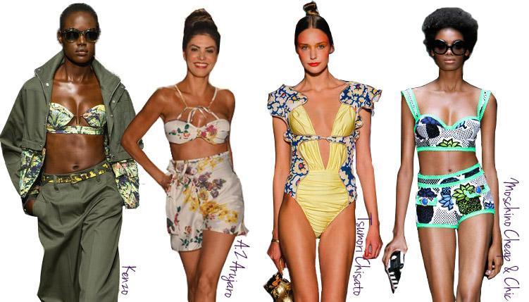 Style // Swimwear Trends 2013