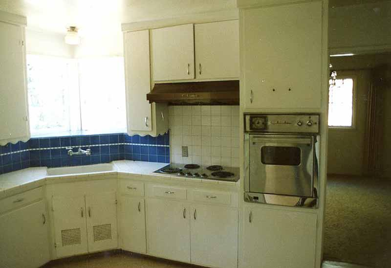 The classic 1940 39 s paperblog for Separate kitchen units