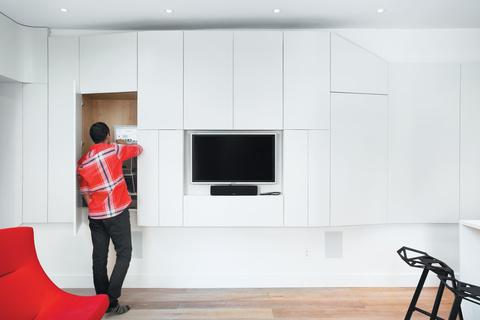 Modern Storage Solutions: 5 Smart Built Ins And Closets