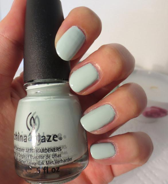 Favorite Mint Green Nail Polishes Paperblog
