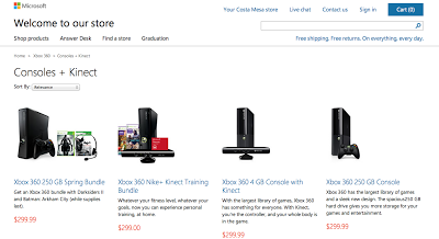 New Xbox 360 On Sale Today!