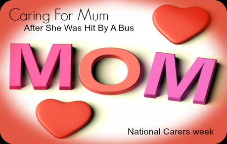 ID 10067149 Caring For Mum After She Was Hit By A Bus; #CarersWeek