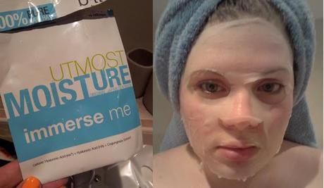 B.liv by Cellnique - Immerse Me Sheet Mask.