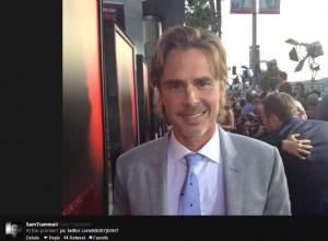 HBO's True Blood premiere red carpet event: Sam Trammell