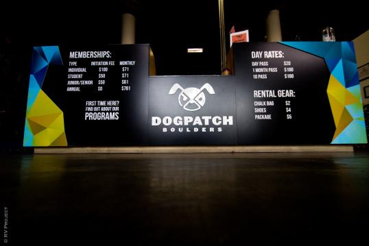 The Dogpatch!
