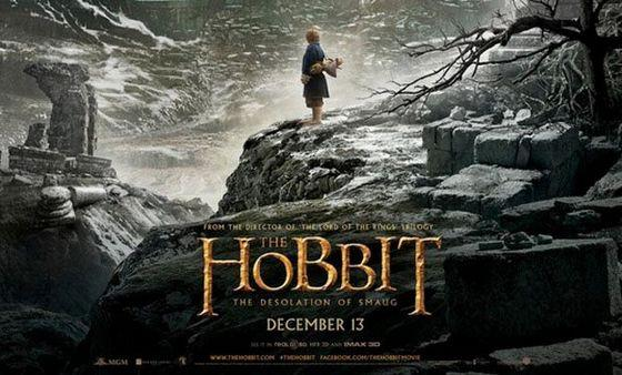 First Trailer for 'The Hobbit: The Desolation of Smaug' is Here