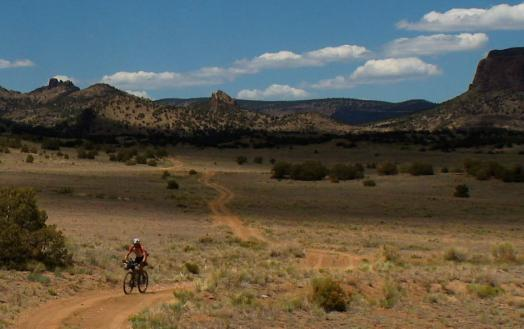 The 2013 Tour Divide Mountain Bike Race Begins Friday
