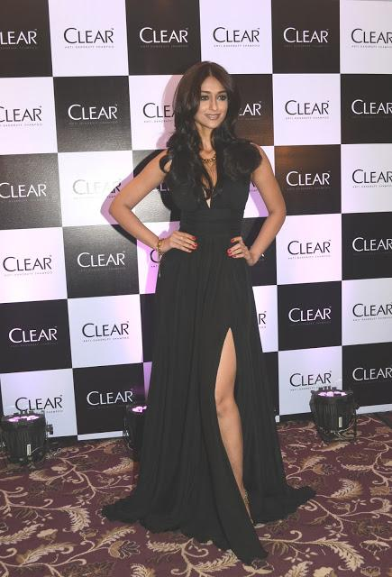 Stunning Ileana Dcruz Launched Clear Paris Shampoo Range - Pictures and Information
