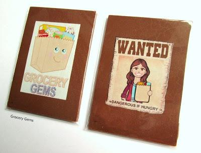 Chocmotif - Personalised Chocolate Cards & A Competition!