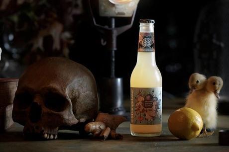 StrangLove organic Energy Drink Ginger Beer