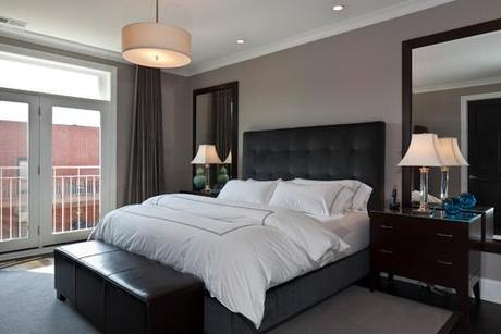 contemporary bedroom How Recessed Lighting Can Brighten Your Home HomeSpirations