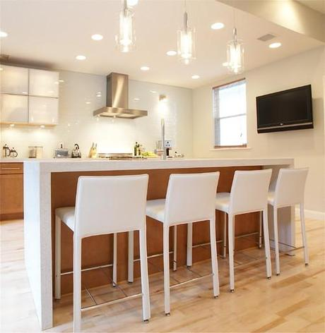 contemporary kitchen How Recessed Lighting Can Brighten Your Home HomeSpirations