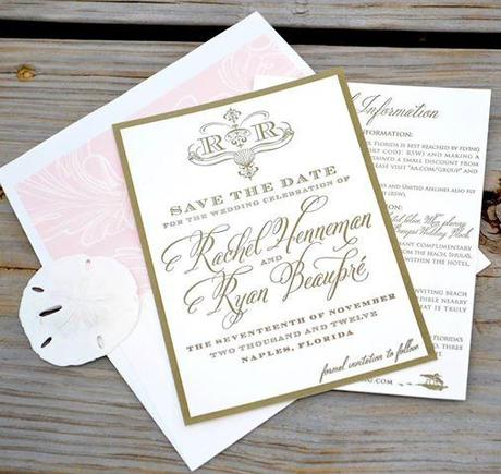 Post image for Invitations by Imaj Design Featuring Belluccia Calligraphy Font