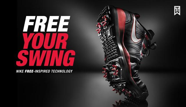 NIKE TW'14: perfect Golf shoe for athletes