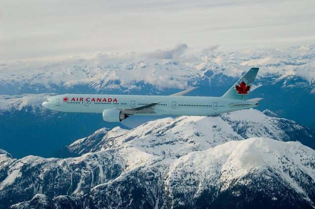 Share Your Story: Brandon Desjardins, Air Canada, Future Pilot