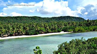 A Visit to Sorsogon: The Rock Formations of Sawanga