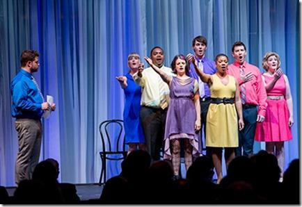 Review: The Second City Guide to the Opera (Second City and Lyric Opera of Chicago)