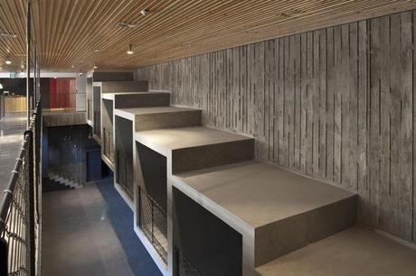 Heyri Theater and Hotel by BCHO architects 2