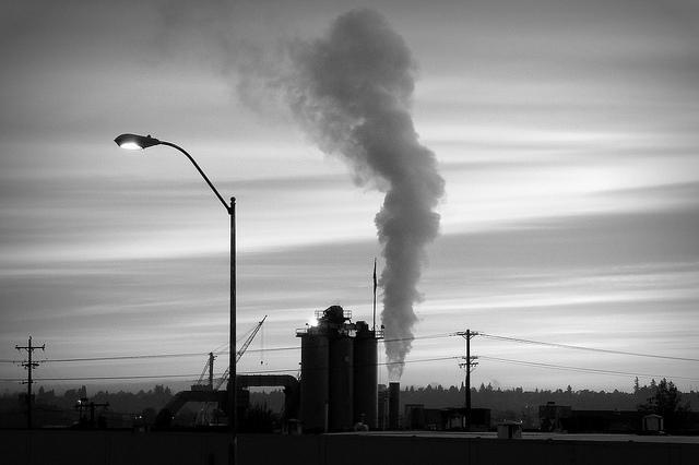 Gas Pollution Effects Air Pollution Effects