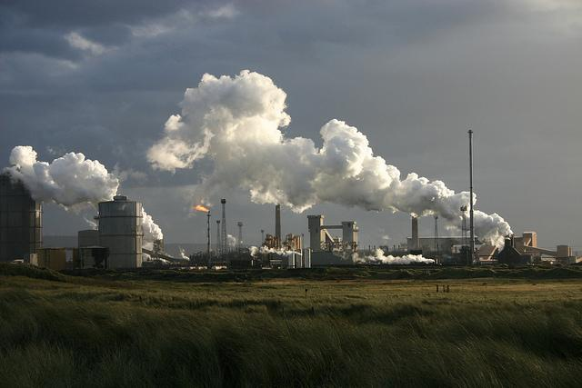 Causes and Effects of Industrial Pollution - Paperblog