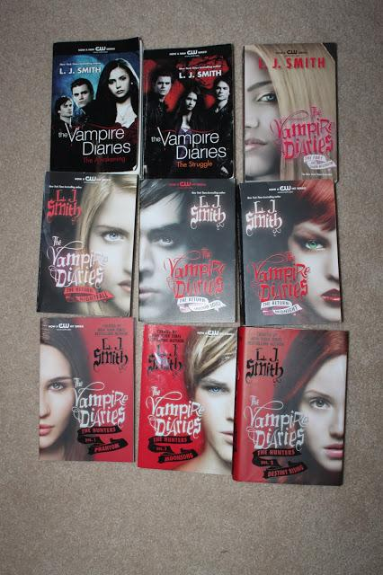 Book Chat: The Viampire Diaries