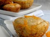 Pistachio Orange Semolina Muffins