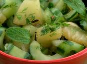 Asian Inspired Pineapple Cucumber Salad