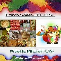 Color N Sweet- HOLI FEST