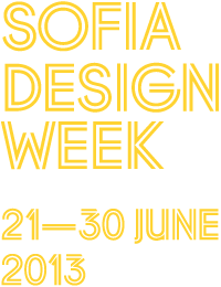 Sofia Design Week 2013