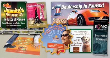 Reap the Rewards of Marketing With Retail Signage
