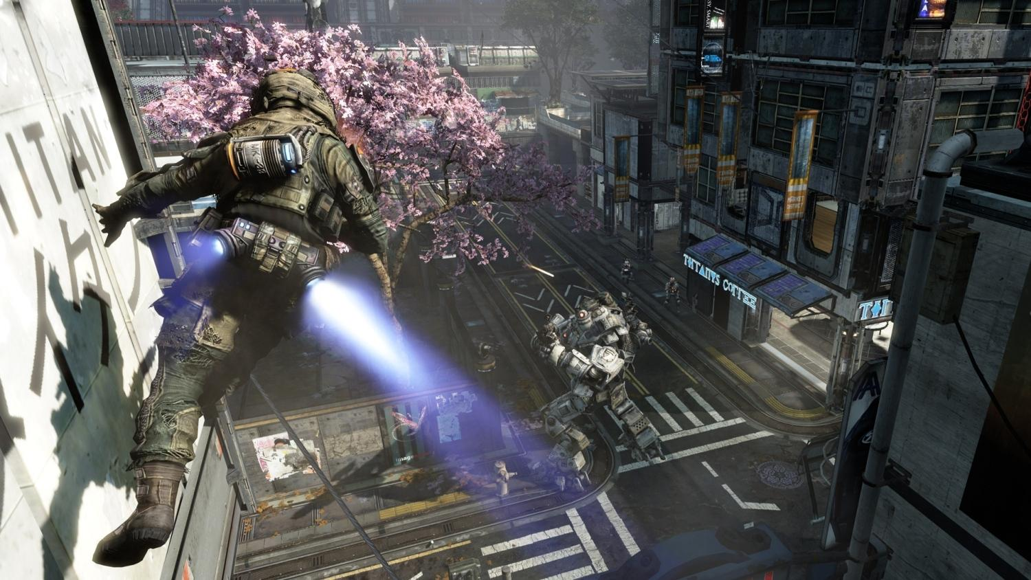 S&S; News: Titanfall PlayStation release possible, says Respawn