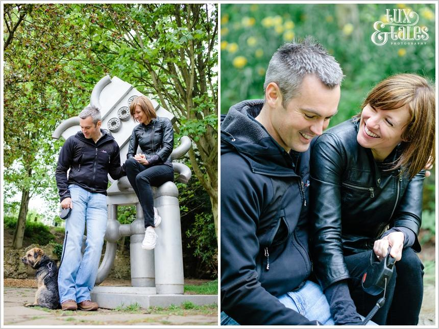 Caroline & Steve are Engaged! | Yorkshire Wedding Photography