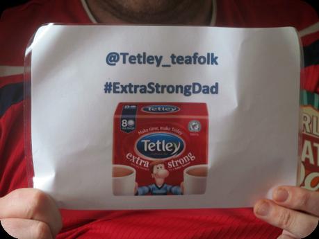 mattsreviews 006 Tetley Tell Matt He Is An #ExtraStrongDad