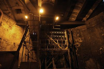 Caisson to concert hall: the Thames Tunnel shaft