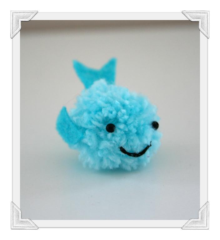 Cute Pom Pom Sea Creatures Tutorial Paperblog