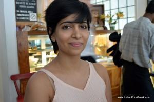 Nira Singh Chez Nini