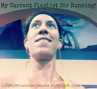 Songs for Running - My Current Playlist