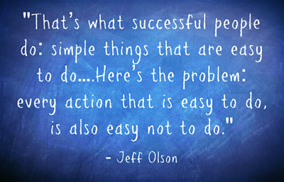Jeff Olson Quote